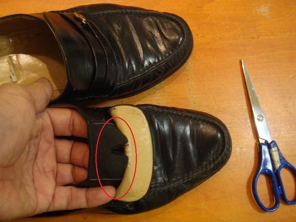 靴・・・足背動脈を圧迫しすぎない 靴と 健康 ホスピタリティ