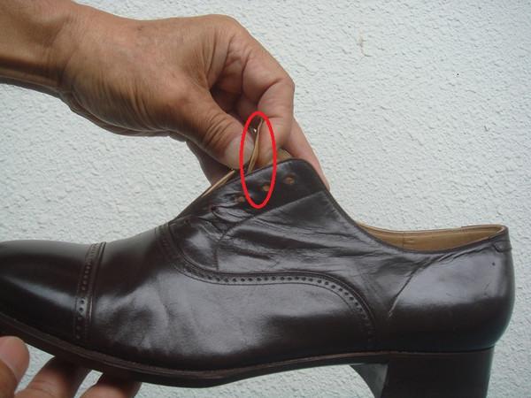 極薄の甲ベロ  靴と 健康 ホスピタリティ ライフ
